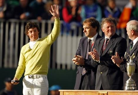 Britain Golf British Open