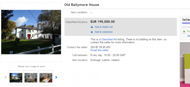 Thinking Of Putting Your Home On Ebay You Might Want To Read This First