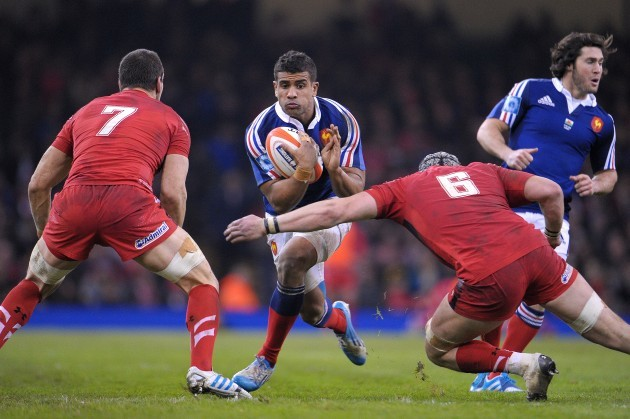 Rugby Union - RBS 6 Nations - Wales v France - Millennium Stadium