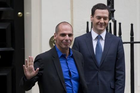 Britain Greece