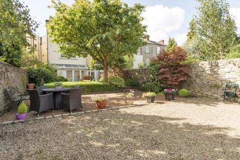 rear garden 69 Eglinton Road