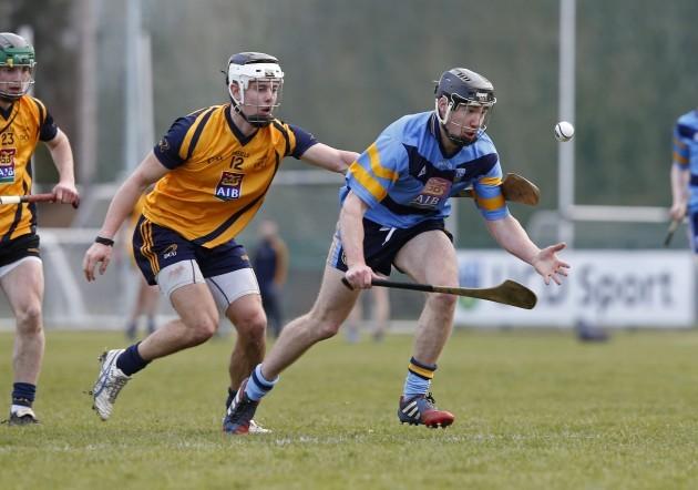 Eoin Conroy and Padraig Breheny