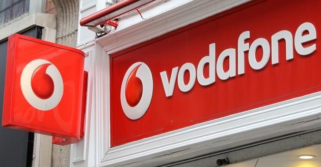 Vodafone Shops Logos