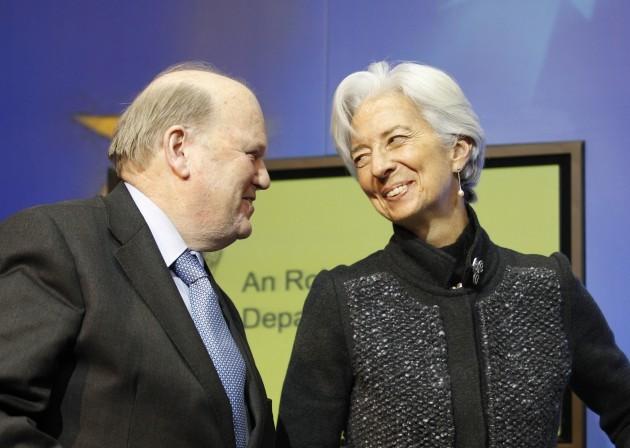 Ireland IMF