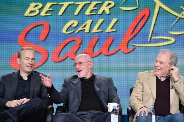 AMC's Winter TCA Panel