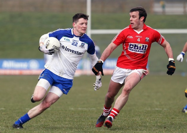 Conor McManus and James Loughrey