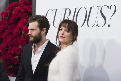 NY Special Screening Of Fifty Shades Of Grey