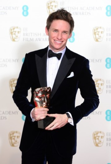 BAFTA Film Awards 2015 - Press Room - London