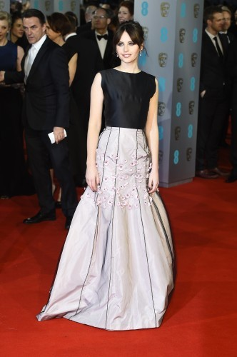 BAFTA Film Awards 2015 - Arrivals - London