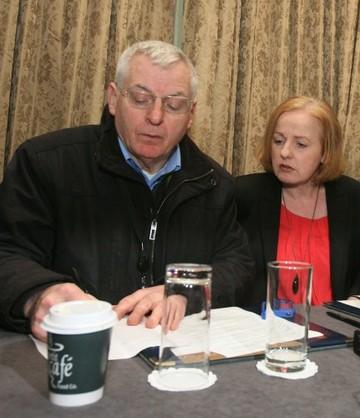 AAA Anti Austerity Alliance press conferen