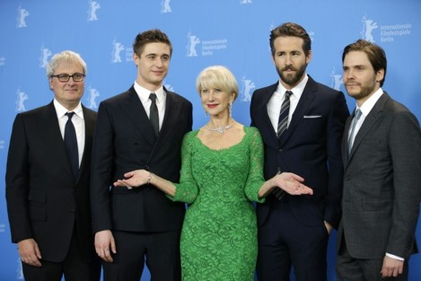 Germany Berlin Film Festival 2015 Woman in Gold Photo Call