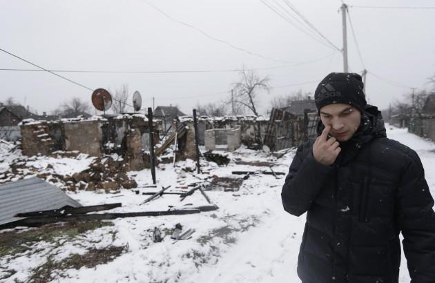 Ukraine Battle for Survival