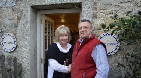 Susan and Nick Mosse