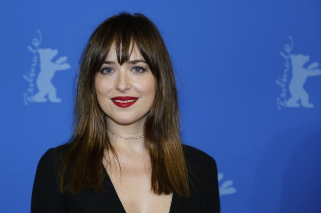 Fifty Shades of Grey Premiere - 65th Berlinale Film Festival