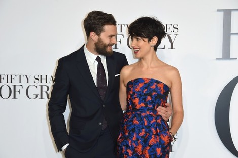 Britain Fifty Shades of Grey Premiere