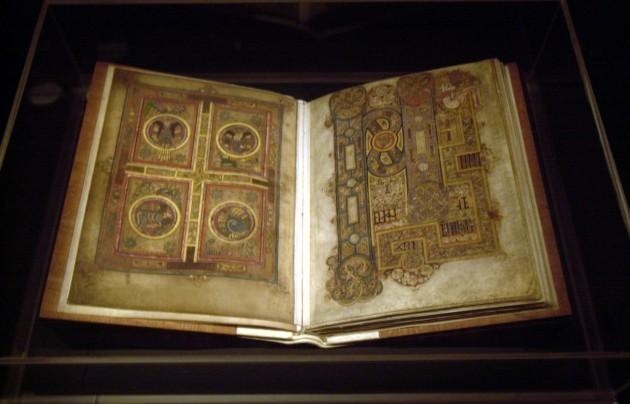 Tthe book of Kells