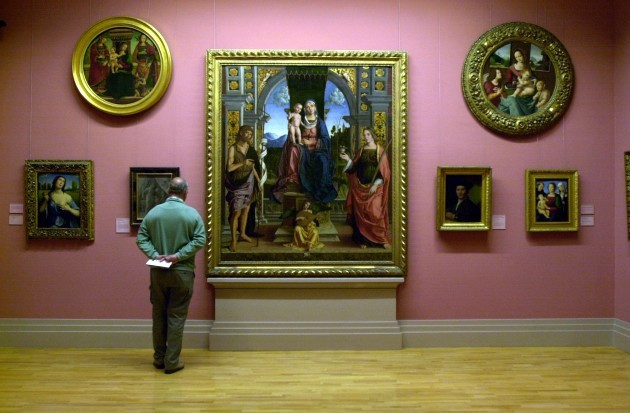 File photo: National Gallery of Ireland