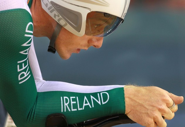 Martyn Irvine 5/8/2012