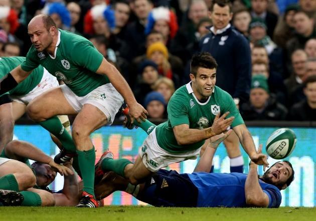 Conor Murray passes
