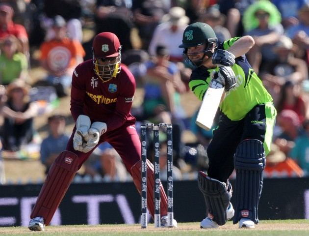 Cricket WCup Ireland West Indies