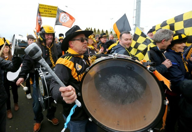 Austin Stacks supporters