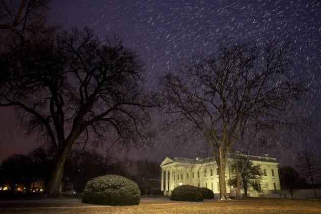 Winter Weather Washington