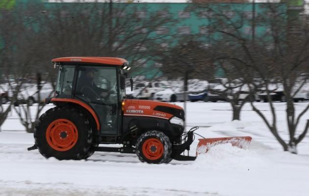 Winter Weather Kansas