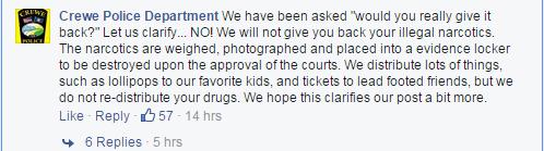 crewe police department  - facebook 2