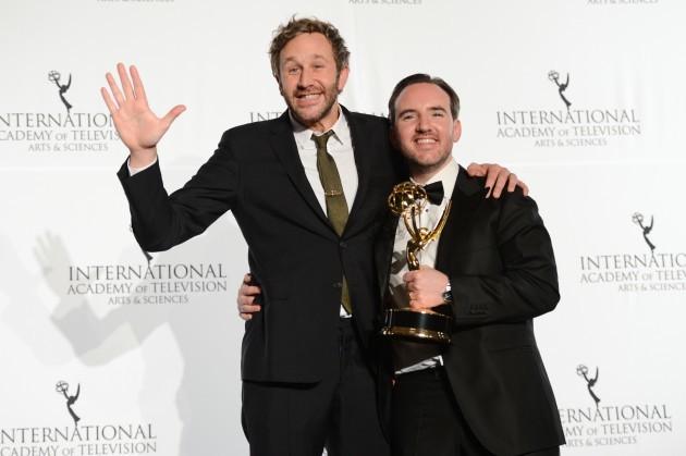 2013 International Emmy Awards Gala