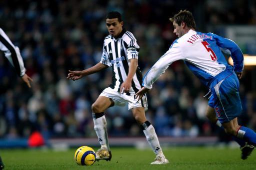 Soccer - FA Barclays Premiership - Blackburn Rovers v Newcastle United