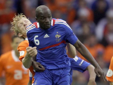 Soccer Euro 2008 Netherlands France