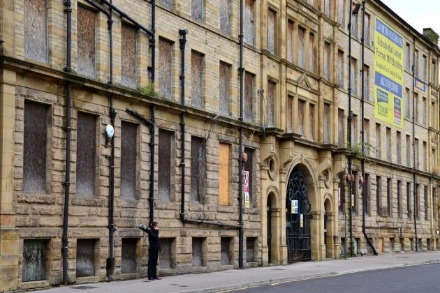 City stock - Bradford