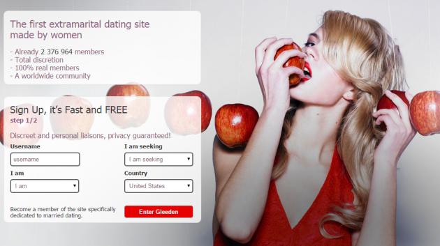 Free extramarital affair sites