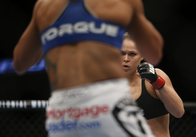 UFC 157 Mixed Martial Arts