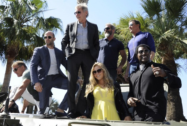 France Cannes The Expendables 3 Photo Call