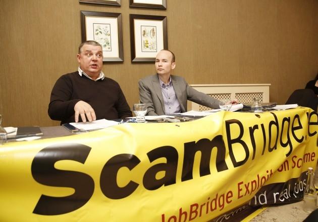 ScamBridge Press Conferences