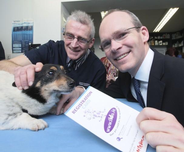 MINISTER COVENEY ANNOUNCES LEGISLATION ON COMPULSORY DOG MICROCHIPPING