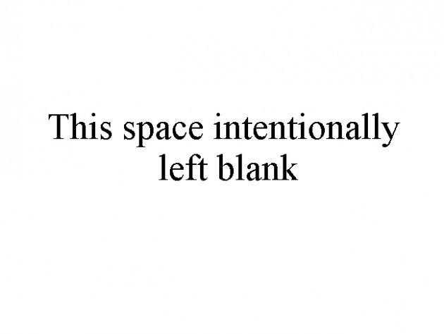 Left-blank
