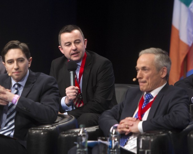 Fine Gael Conference - Securing The Re