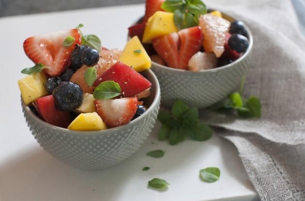 Food Peppery Fruit Salad