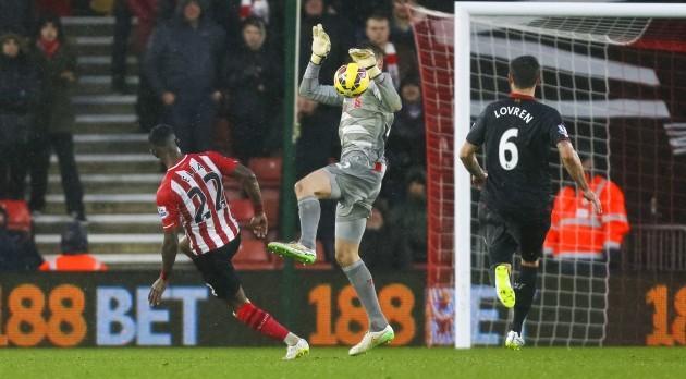 Soccer - Barclays Premier League - Southampton v Liverpool - St Mary's