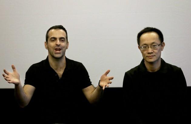 Xiaomi Shows Off