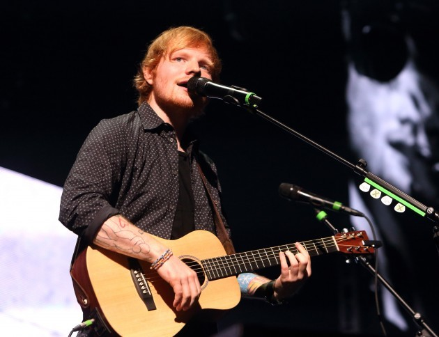 Ed Sheeran in concert - Philadelphia