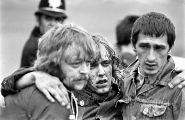 Miner's Dispute - Rotherham - 1984