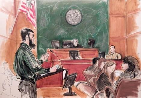 British Terror Suspect Trial