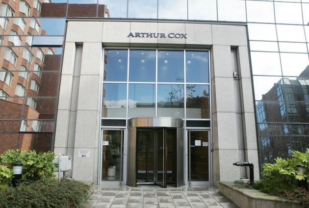 15/9/2010 Arthur Cox Solicitors