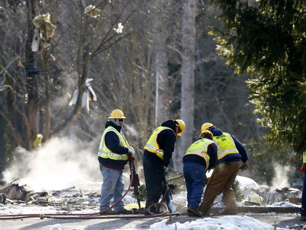 New Jersey Gas Explosion