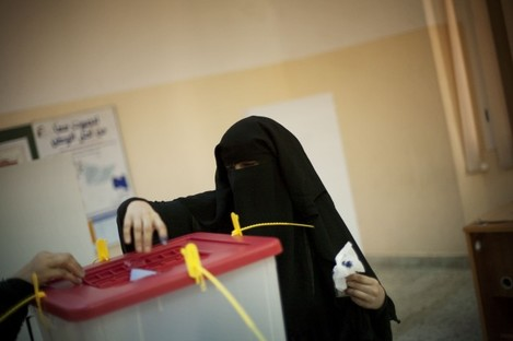 Mideast Libya Election