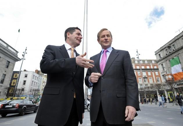 Fine Gael Senator Paschal Donohoe