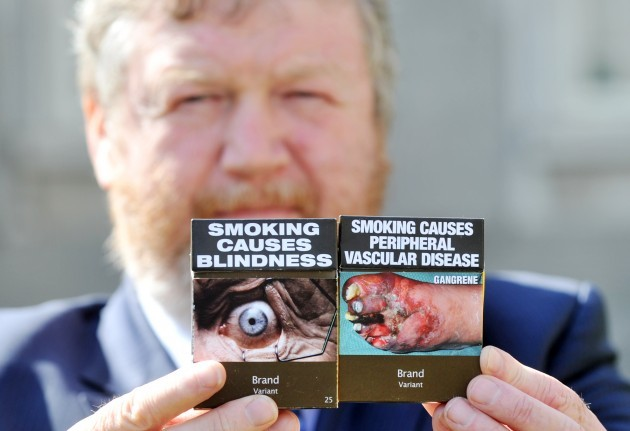 New Cigarette Packets